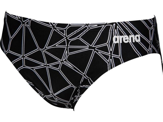 arena Carbonics Pro Zwemslip Heren, black/black